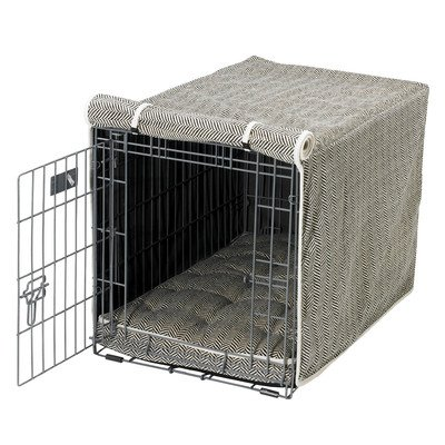 Bowsers Luxury Crate Cover, not Luxury Avalon Dog Crate - Set Avalon Bed