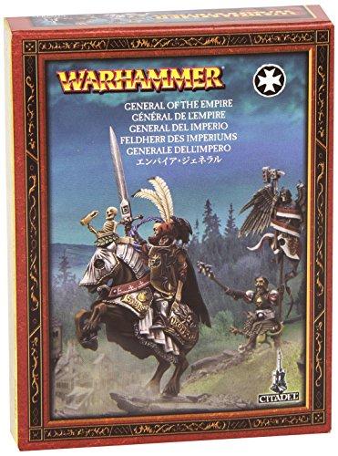 Empire General & Standard Bearer Warhammer Fantasy