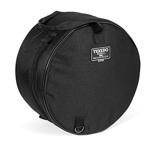(Humes & Berg TX421 5 X 14-Inches Tuxedo Snare Drum Bag)
