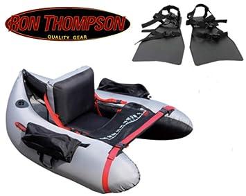82d0c8f50eca7f Ron Thompson Max-Float Belly Boat  Amazon.de  Sport   Freizeit