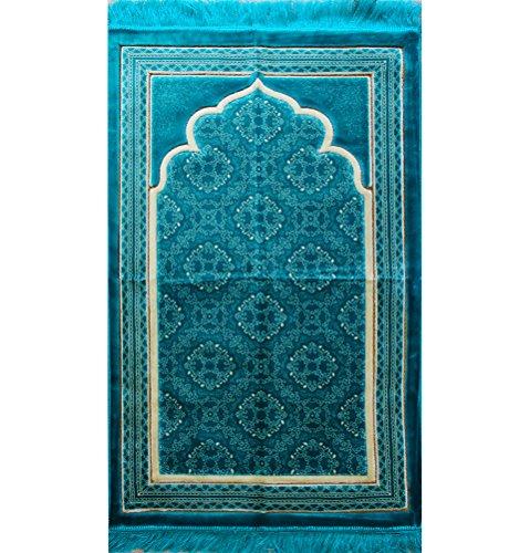 Prayer Beads Turquoise Islamic Janamaz