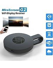 Receptor de Wifi, reproductor de audio y video Ele-Gate MiraScreen Anycast Miracast