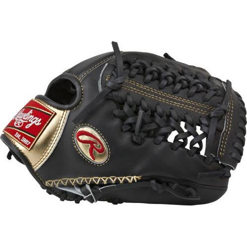 Rawlings Gold Glove Series Baseball Glove, Regular, Modified Trap-Eze Web, 12 ()