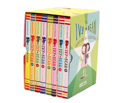 Ivy and Bean Super special Collection (Books 1-8) (Ivy Bean) - Bean Collection