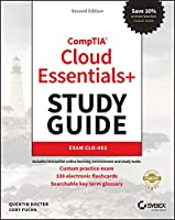 CompTIA Cloud Essentials+ Study Guide: Exam CLO-002, 2nd Edition Front Cover