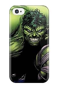 Excellent Design Hulk Phone Case For Iphone 4/4s Premium Tpu Case