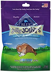 Amazon.com : Blue Buffalo Jolly Joints Chicken Jerky Dog