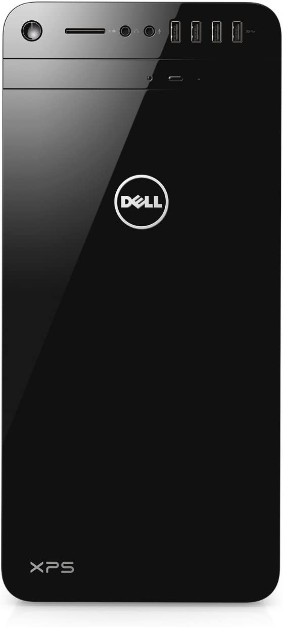 Dell XPS 8910 Desktop (6th Generation Intel Core i7-6700, 8GB RAM, 1TB HDD) NVIDIA GeForce GT 750Ti 2GB Black (Certified Refurbished)