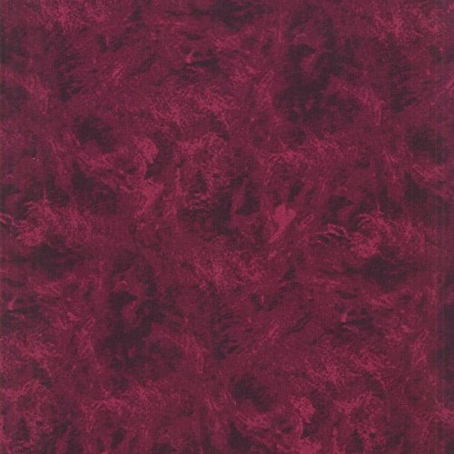(Choice Fabrics Illusions Quilt Back 108 inch Wide Quilt Backing Wine)