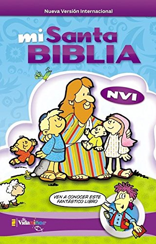 Mi Santa Biblia NVI (Spanish Edition) by VIDA PUBL