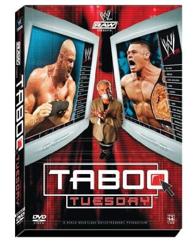 WWE - Taboo Tuesday San Diego, CA (November 11, 2005)^WWE for sale  Delivered anywhere in Canada