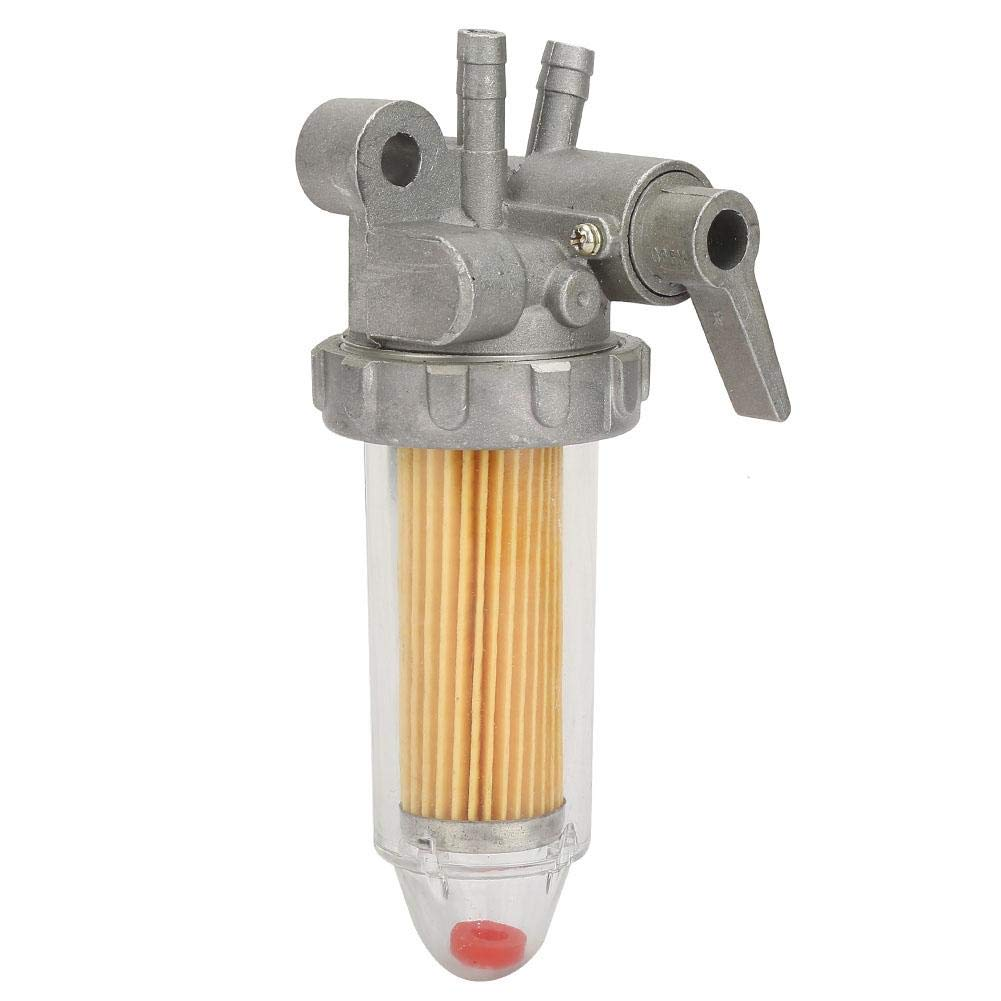 Heiz/ölfilter 1PC ABS Ersatzgenerator Motor/ölfilter f/ür Dieselgenerator Motor 186FA 178FA 186F 5KW Kipor KAMA ETQ Duropower