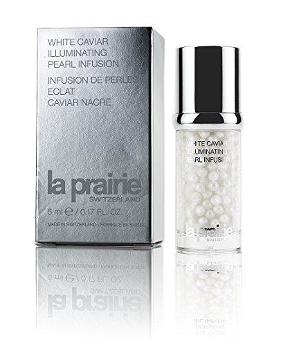 La Prairie White Caviar Illuminating Pearl Infusion .17 oz / 5 ml (Deluxe Sample Size)