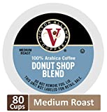 Grocery : Caramel Macchiato for K-Cup Keurig 2.0 Brewers, 80 Count, Victor Allen's Coffee Medium Roast Single Serve Coffee Pods