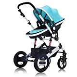 Best Reclining Car Seat Toddlers - Stroller, Can Sit Reclining, Lightweight Folding, Four Seasons Review