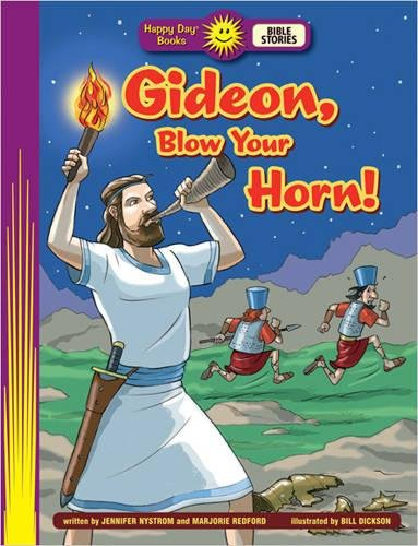 Download Gideon, Blow Your Horn! (Happy Day® Books: Bible Stories) pdf
