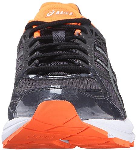 Orange Dark ASICS Grey Men Hot Silver HfHxX7p
