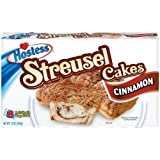 Hostess Coffee Cakes Cinnamon Streusel, 11.1 oz, 8 individually-wrapped cakes