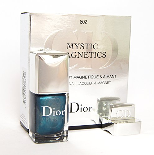 DIOR Mystic Magnetics Magnetic Nail Lacquer & Magnet # 802 -10ml/0.33oz -Limited edition