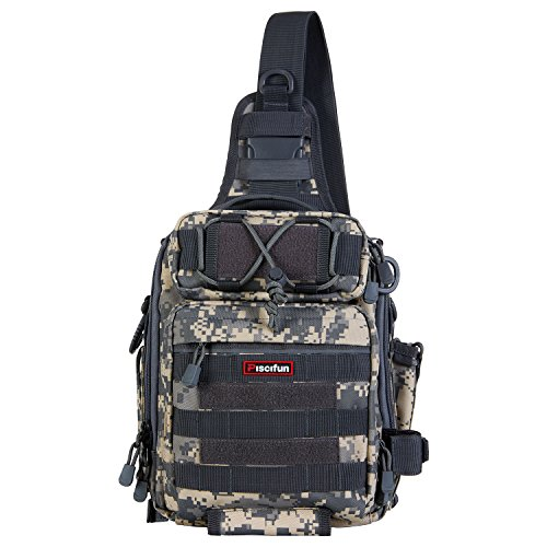 Which is the best chest tackle bag for fishing?