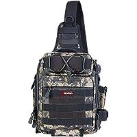 Piscifun Waterproof Outdoor Tackle Bag Single Shoulder...