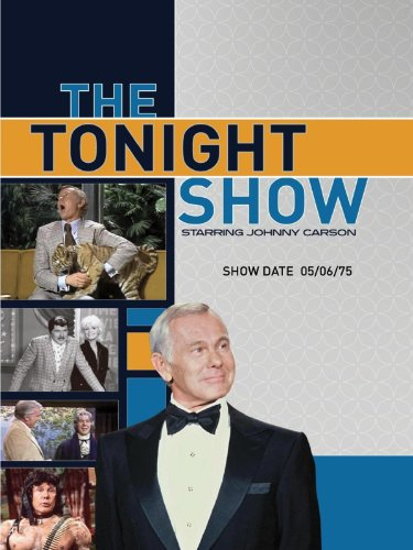 The Tonight Show starring Johnny Carson - Show Date: 05/06/75