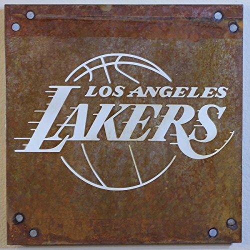 NBA Team Logo Metal Wall Art ()