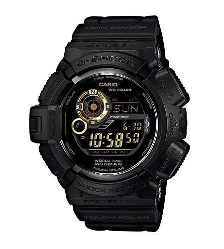 Casio G9300GB 1 Shock Digital Quartz