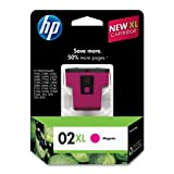 Kyпить HP 02XL Magenta High Yield Original Ink Cartridge (C8731WN) на Amazon.com