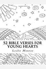 52 Bible Verses for Young Hearts: Weekly Journal for Copywork and Bible Memory (ages 4-8) Paperback