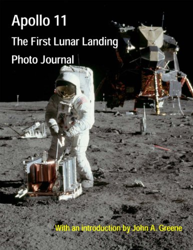 Apollo 11: The First Lunar Landing Photo (1st Lunar Landing)