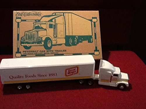 ERTL Collectibles -- Freightliner Cab With Trailer -- 1/64 Scale Die-Cast Metal Replica -- NEW IN BOX