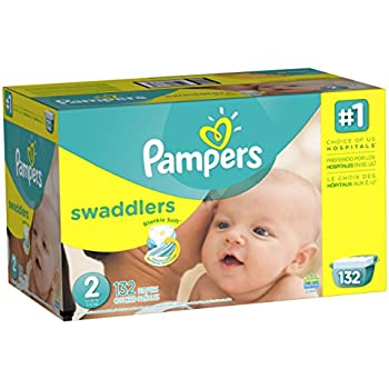 This item: Pampers Swaddlers Diapers Size 2 Count (old version) (Packaging May Vary) $ ($ / Count) Only 10 left in stock - order soon. Ships from and sold by MaxCare/5.