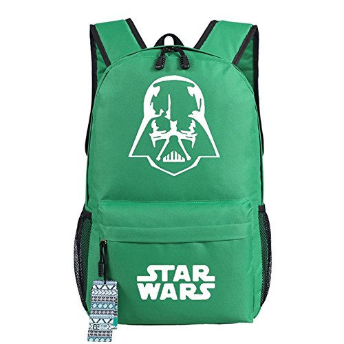 Star Wars Anakin Cosplay Uformell Bag Ryggsekk Skole Bag 17 Valg Skriver 11
