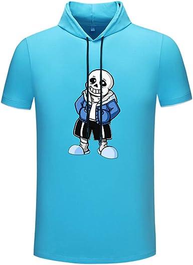 Undertale Camiseta Camisa Polo para Hombre Estilo Salvaje Camiseta ...