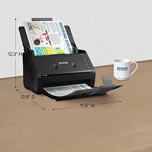 Epson Workforce Duplex Scanner PC and Mac, Auto Document Feeder