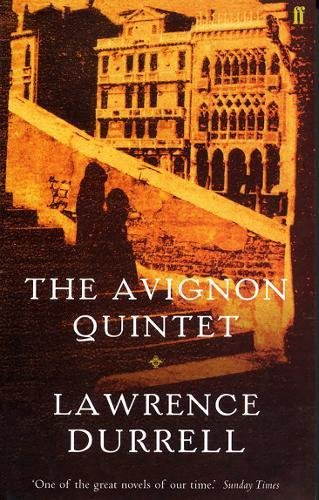 The Avignon Quintet: Monsieur, Livia, Constance, Sebastian and Quinx