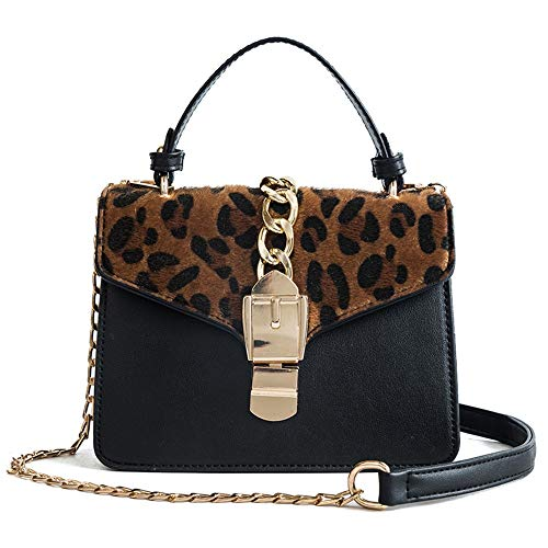 Rabat Femmes Leopard Brown Lady Pour Messenger Bandoulière Crossbody Sac Rouge Ingsd Main Sacs À 0OIqqUH