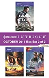 img - for Harlequin Intrigue October 2017 - Box Set 2 of 2: Pine Lake\Texas Showdown\Stone Cold Christmas Ranger book / textbook / text book