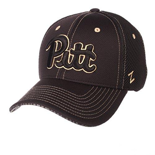 Zephyr NCAA Pittsburgh Panthers Men's Undertaker Hat, X-Large, Black