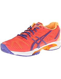 Womens Gel Solution Speed 2 Clay Tennis Shoe · ASICS