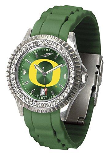 (Linkswalker Ladies Oregon Ducks Sparkle Watch Watch)