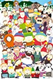 South Park - TV Show Poster Collage
