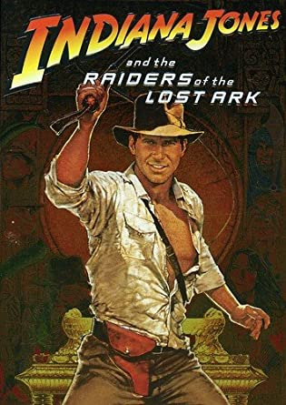 Poster of Raiders of the Lost Ark 1981 Full Hindi Dual Audio Movie Download BluRay 720p