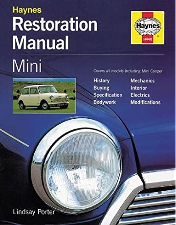 Mini Restoration Manual (Haynes resto series)