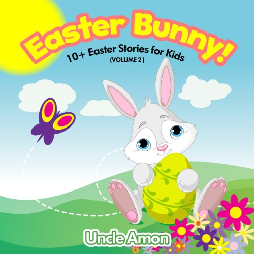 Easter Bunny Stories Kids Books ebook product image