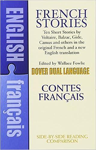 Amazon Com French Stories Contes Francais A Dual Language Book