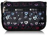 lesportsac classic - LeSportsac Classic Travel Cosmetic Case, Heartbeat