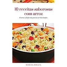 10 Receitas saborosas com arroz