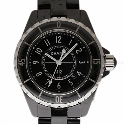 Chanel J12 Swiss-Quartz Female Watch H0682 (Certified Pre-Owned)